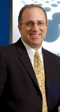 Picture of Mark Relyea, the President of Acryness, Inc.